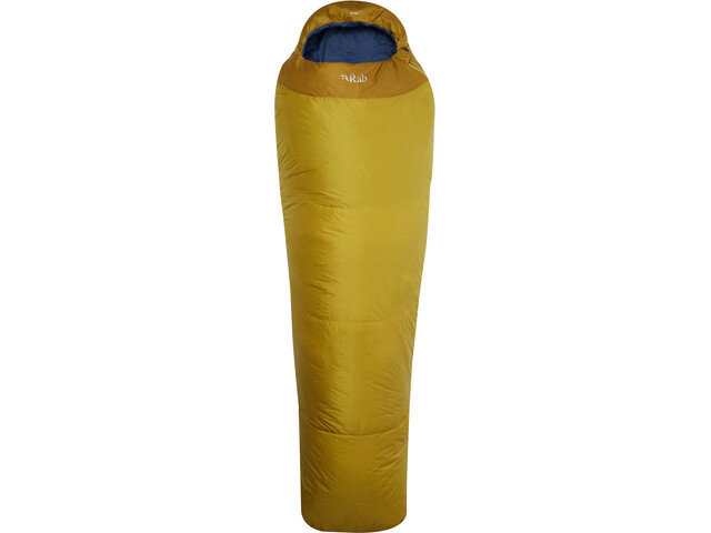 Rab Solar 1 Sleeping Bag Men, sulphur